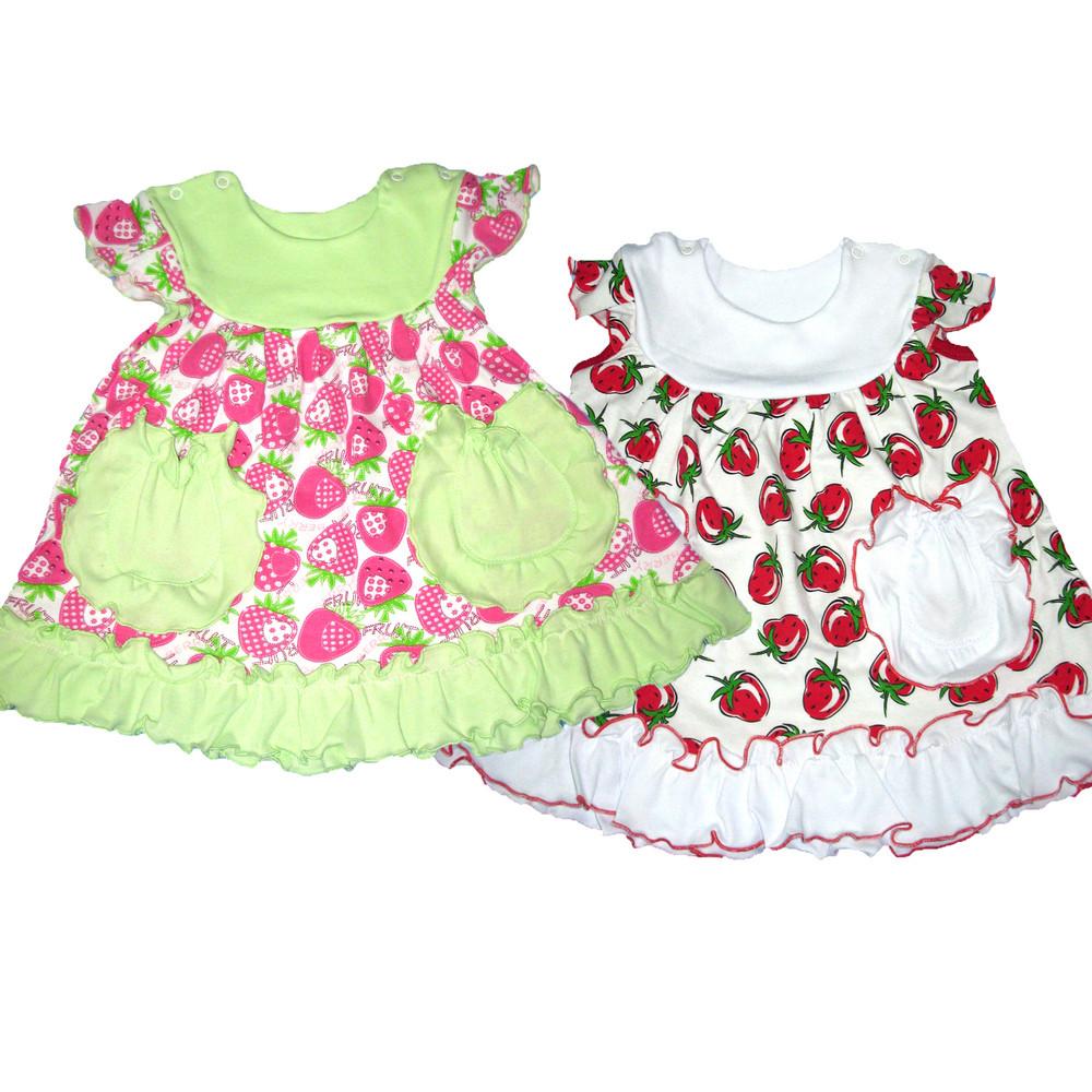 5023dd0bc69 Платье для девочек Дюймовочка - ВИСА - украинский трикотаж от производителя  в Полтавской области