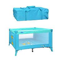 Детский манеж-кровать Bambi M 0526