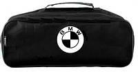 Сумка техпомощи с логотипом BMW черная 1 отделение Beltex