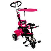 Велосипед трехколесный TILLY Combi Trike BT-CT-0013 RASPBERRY  ***