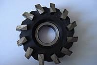 Фреза торцовая насадная со вставными ножами ВК8 Ф 125 мм. 2214-0155 z=12