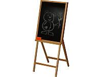 Мольберт для рисования 1-сторонний деревянный ВП-006 Винни Пух