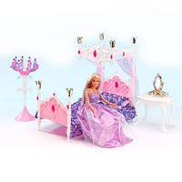 """Мебель для куклы """"Спальня"""" Gloria 1214"""