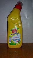 W5 - WC-Reiniger Lemon Fresh - средство для чистки унитаза, 1,0 l