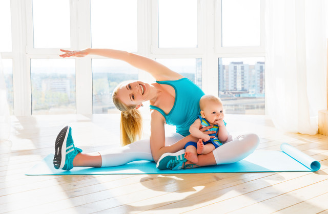 детский коврик для спорта, спортивный коврик для детей, спортивный коврик