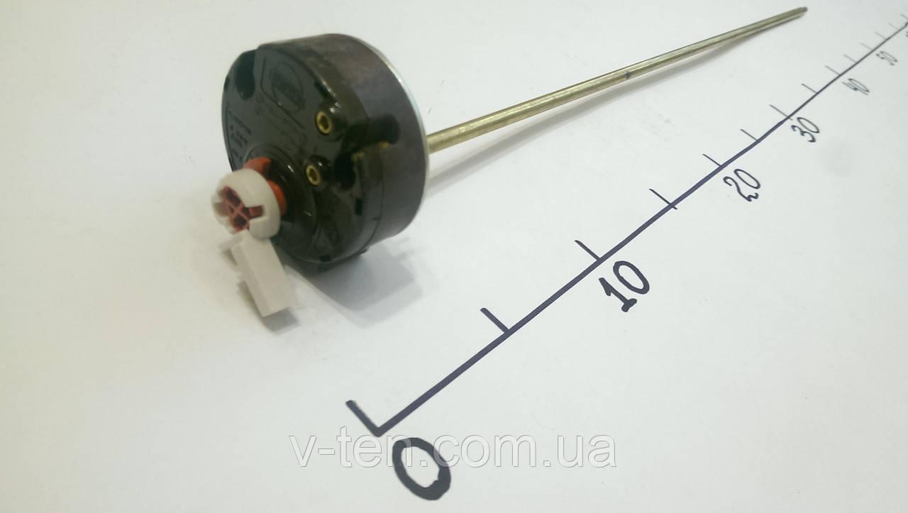 Терморегулятор для бойлера RTS 16А довгий із захистом і прапорцем Thermowatt (Італія)