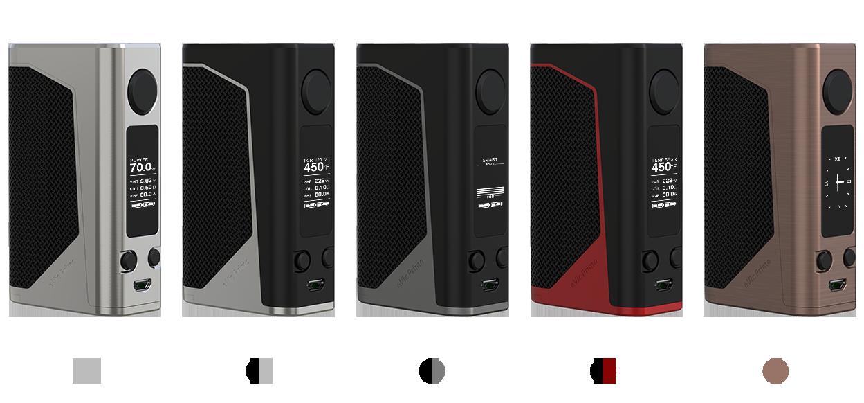 Joyetech EVic Primo 2.0 228W - Батарейный блок для электронной сигареты. Оригинал
