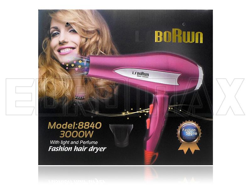 Фен для волос 3000Вт Borwn 8840