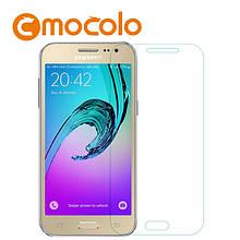 Защитное стекло Mocolo 2.5D 9H для Samsung Galaxy J2 2016 J210