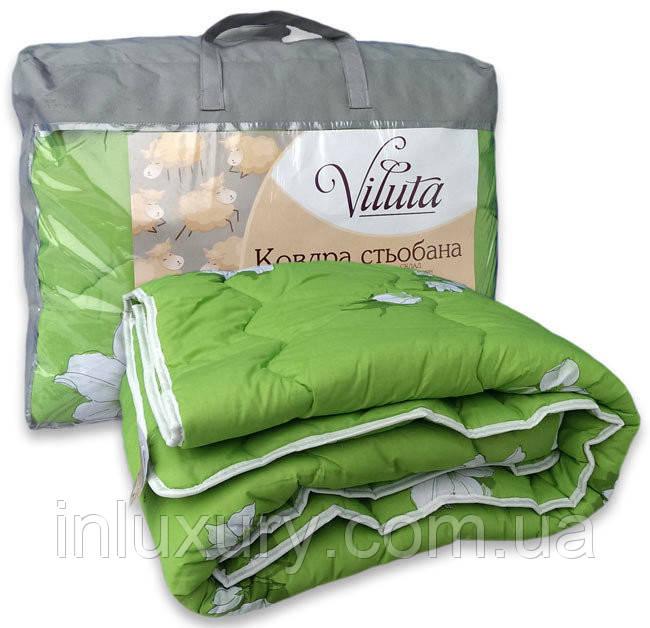 Одеяло полушерстяное стеганое Viluta (200x220)