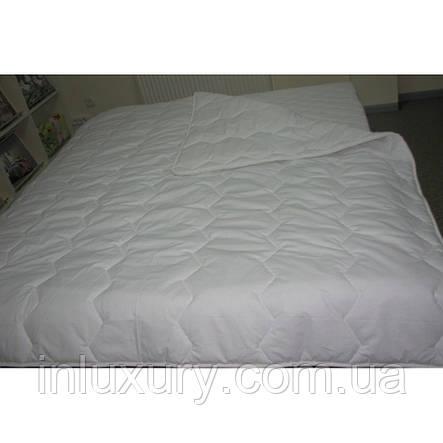 Одеяло силиконовое стеганое Viluta (170x210) белое, фото 2