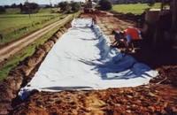 Геотекстиль 200 г/м2 (рулон)