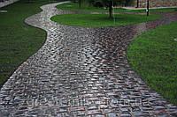 """Дорожный камень """"Средневековый""""-песчаный"""