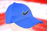 Кепка, бейсболка мужская, летняя, весенняя. Голубой Nike