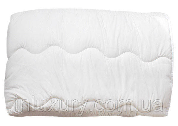 Одеяло синтетическое микрофибра Viluta (140x205) белое, фото 2