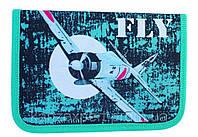"Пенал-книжка 2 отворота "" Fly"" JO 17173"