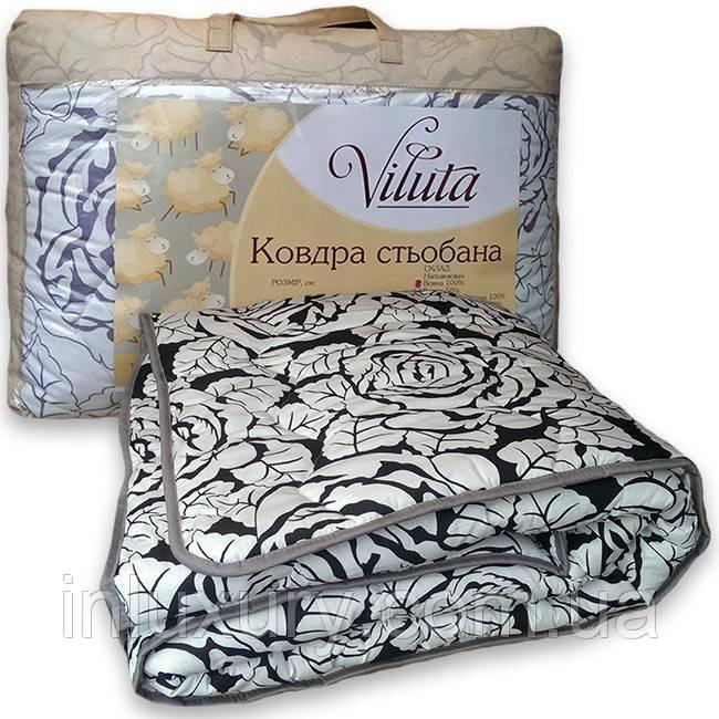 Одеяло шерстяное стеганое Viluta (200x220)