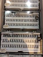 Пучковые ресницы 10D (12 мм)