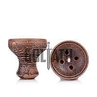 Чаша Goliath Bowl Turkish Kaloud, Brown Leather