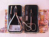 Маникюрный набор Niegelon satin (4 предмета), фото 2