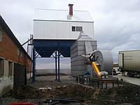 Зерносушилка  модульного типа  100 т/ч для ЗАВ 100