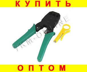 Инструмент для обжима и зачистки витой пары, фото 2