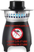 Уничтожитель комаров на участке с большой площадью действия