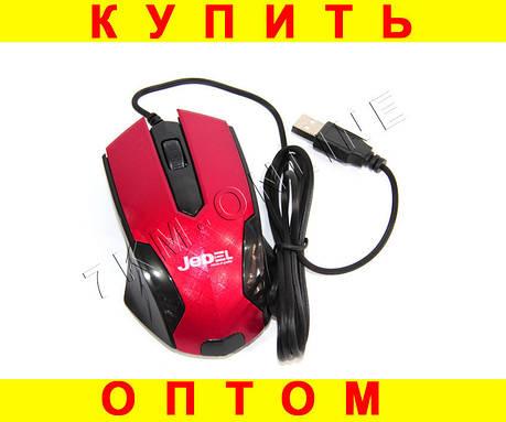 Мышь проводная M10 JEDELL USB, фото 2
