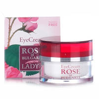 "Крем для кожи вокруг глаз ""Rose of Bulgaria'' EYE CREAM 25 ml"