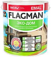Краска FLAGMAN EMAL ЭКО-ДОМ