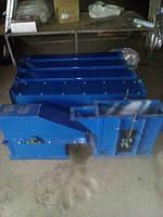 Ковшевый ленточный вертикальный элеватор Нория типа (НЦ)