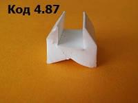 Уплотнительный профиль из силиконовой резины