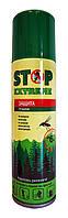 Аэрозоль-репеллент STOP Extreme Защита от укусов комаров, мошек, слепней, москитов - 150 мл.