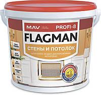 Шпатлевка FLAGMAN PROFI-8 стены и потолок (ПРОФИ-8)