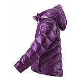 Зимняя пуховая куртка - жилетка для девочек Reima 531224-4900. Размеры 104 - 152., фото 2