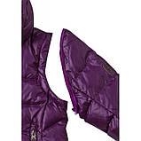 Зимняя пуховая куртка - жилетка для девочек Reima 531224-4900. Размеры 104 - 152., фото 4