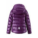 Зимняя пуховая куртка - жилетка для девочек Reima 531224-4900. Размеры 104 - 152., фото 5