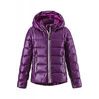 Зимняя пуховая куртка - жилетка для девочек Reima 531224-4900. Размеры 104 - 164.