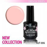 Гель-лак для французского маникюра GLF-006