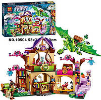 "Конструктор Bela Fairy (аналог Lego Elves) ""Секретный рынок"" арт. 10504"