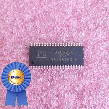 Микросхема ICS951461BGLF ( 951461BGLF ), фото 2