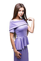 Платье Л-6 Фиолетовый, фото 1
