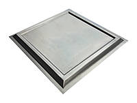 Филенка для ворот 500х500 (плитка)