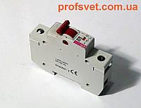 Выключатель нагрузки SV 40А однополюсный