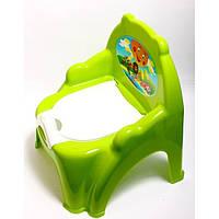 Горшок детский стульчик 3244 (Технок)