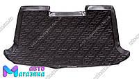 Коврик в багажник полиэтиленовый для Lexus GX 470 2002-2009  (L.Locker)