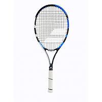 Теннисная ракетка Babolat Pulson 102 Strung  Черный/Синий