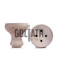 Чаша Goliath Bowl Turkish Kaloud, White Grey  , фото 1