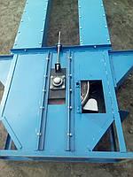 Ковшевый ленточный вертикальный элеватор Нория типа (НЦ-Н-НКЗ) 1000 т/ч