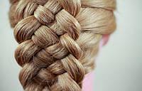 Плетения волос